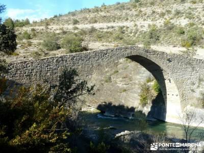 Montfalcó,Mont-rebei-Noguera Ribagorzana-Semana Santa; sierra de gredos agencia de viajes